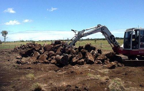 Hanlon Excavation Excavation